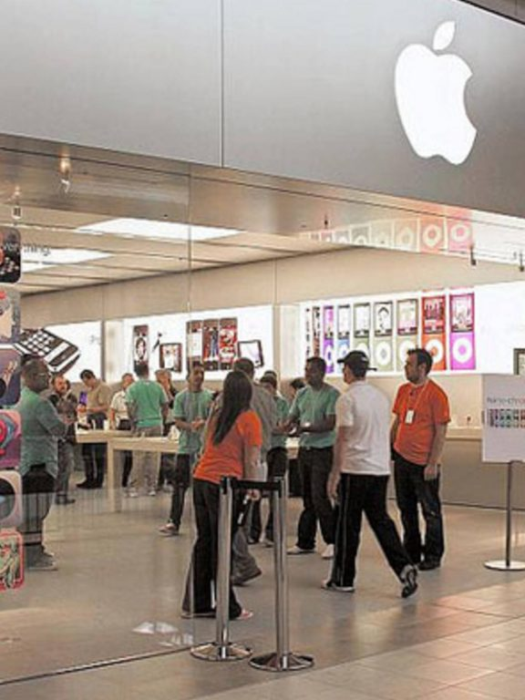 Apple Invests Rs.1000 Crore For Online & Retail Stores In India