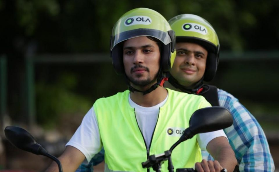Ola Bikes Spreading Across The Nation With 3X Growth