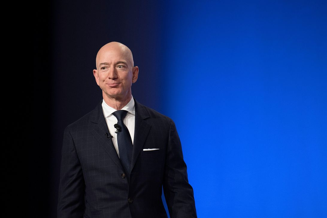 Amazon's CEO, Jeff Bezos Donates $98.5 Million To The Needy