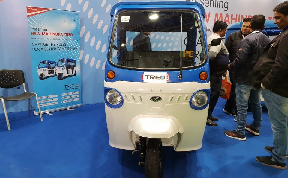 Mahindra Sells 2K EVs After A Massive Slow Down